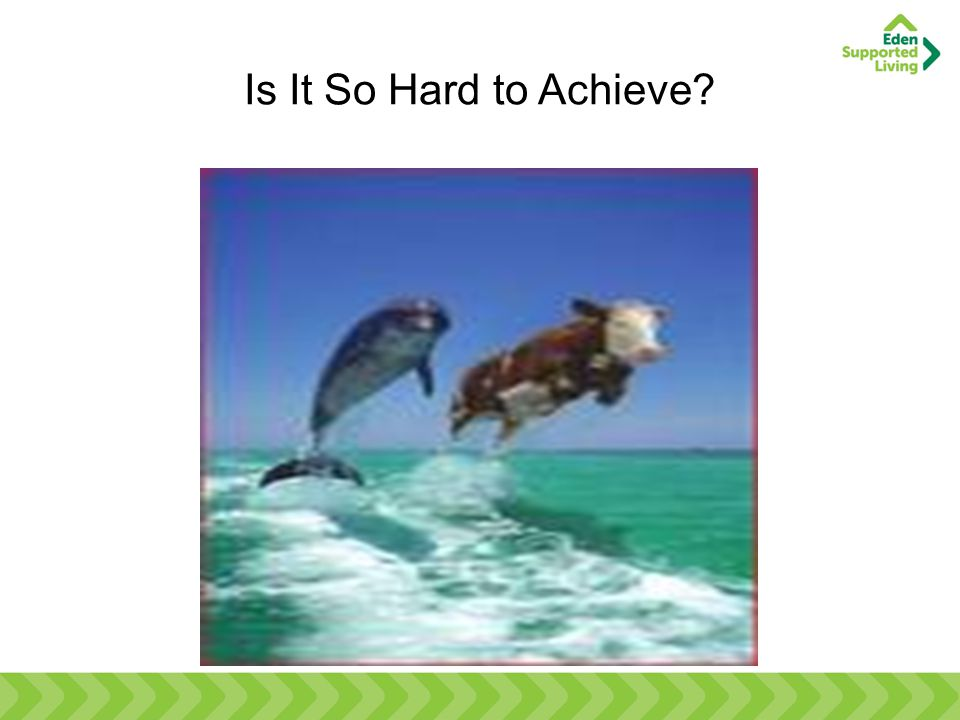 Is It So Hard to Achieve?