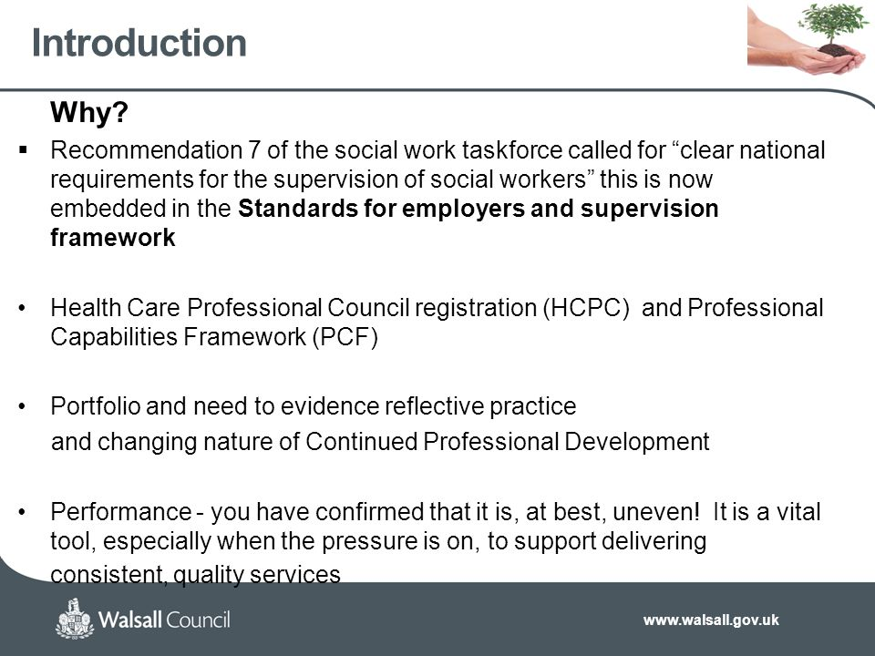 www.walsall.gov.uk Quality Assurance Grandparent role through case review .