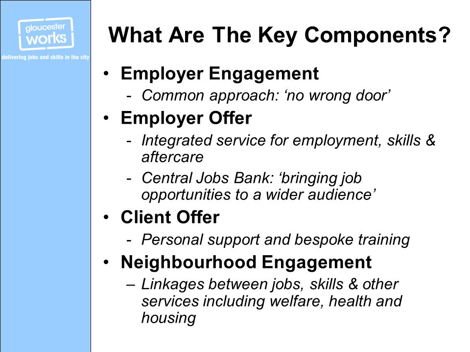 What Are The Key Components.