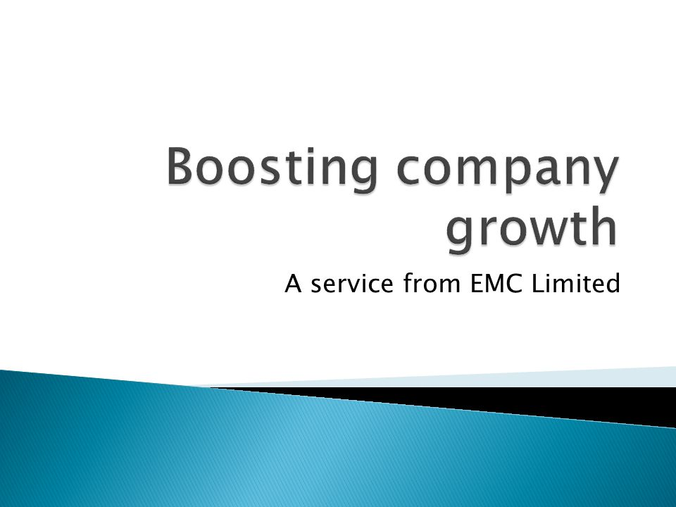 A service from EMC Limited