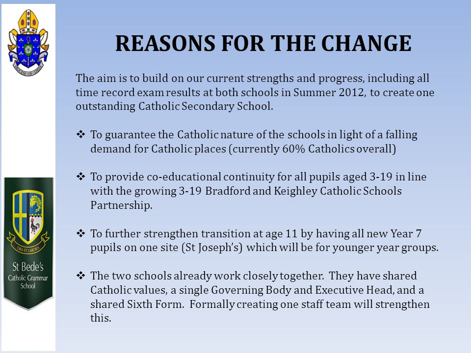 HOW WOULD THE TRANSITION TO THE NEW SCHOOL BE MANAGED.