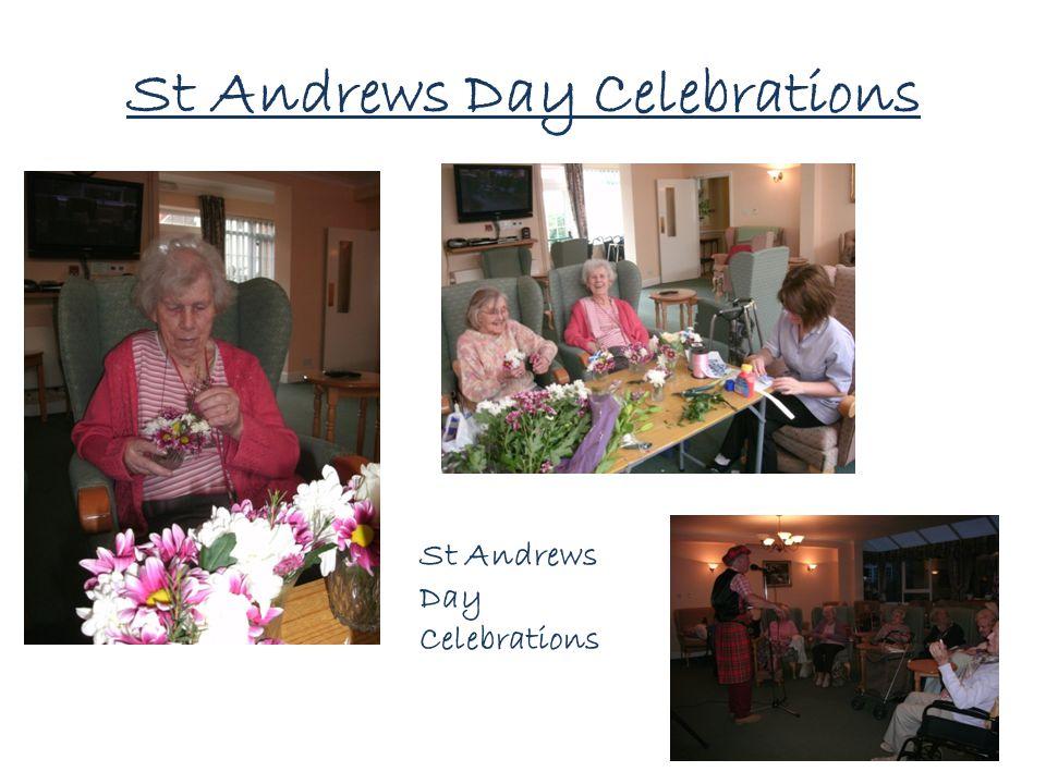 St Andrews Day Celebrations