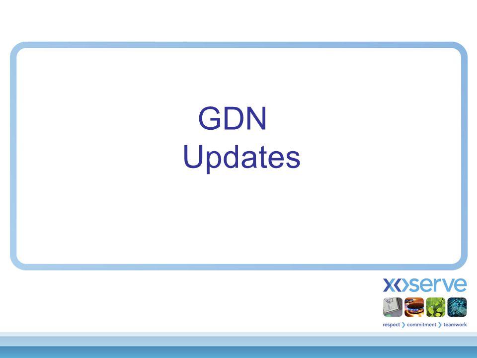 GDN Updates