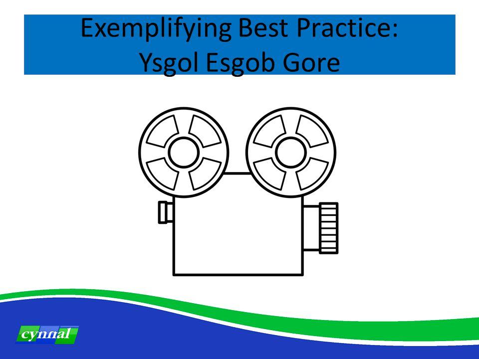 Exemplifying Best Practice: Ysgol Esgob Gore