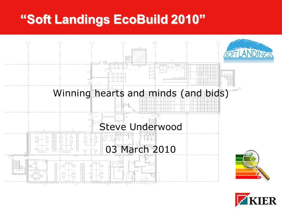 Click to edit Master title style Soft Landings EcoBuild 2010 Soft Landings EcoBuild 2010 RealismResource 4 R's RespectResults