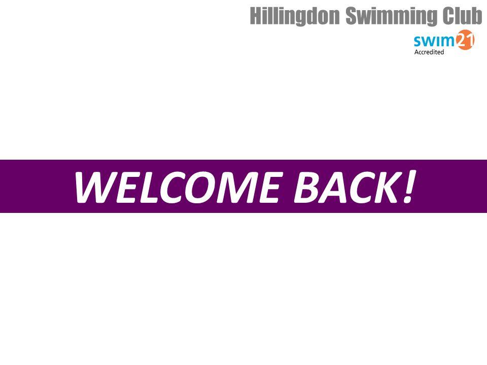 MEMORIES Hillingdon Swimming Club