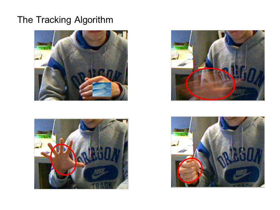The Tracking Algorithm