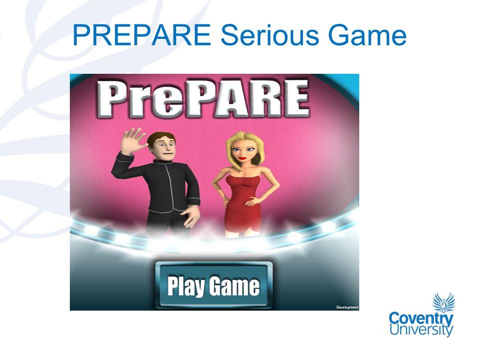 PREPARE Serious Game