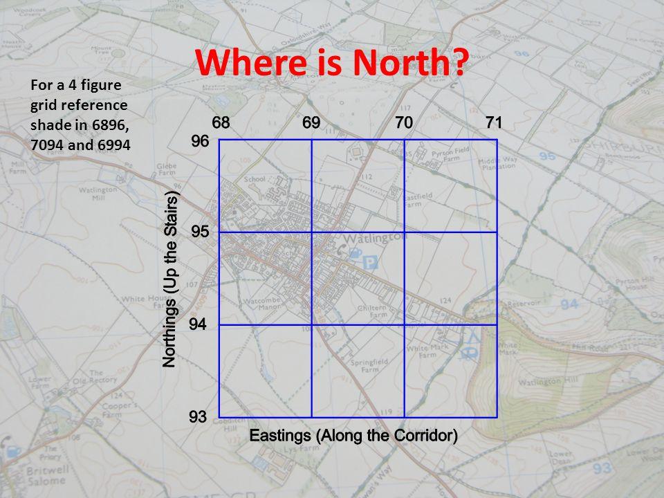 Principles parts of a Map