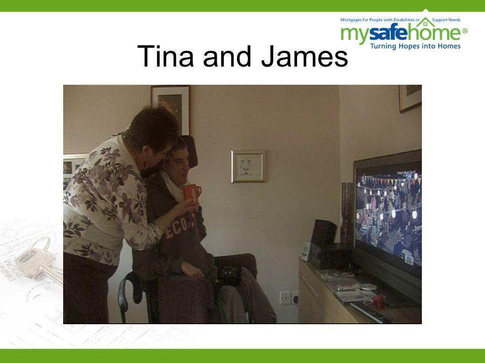 Tina and James