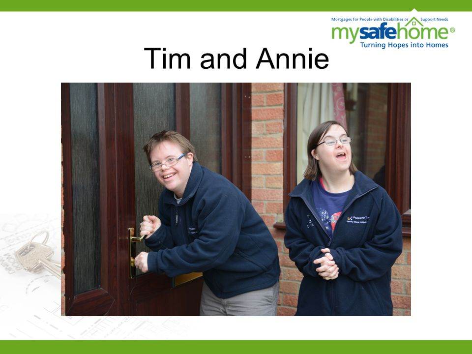Tim and Annie
