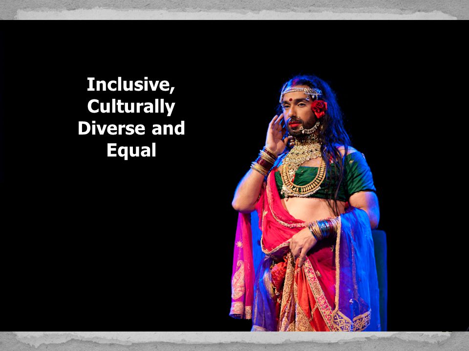 11 Inclusive, Culturally Diverse and Equal
