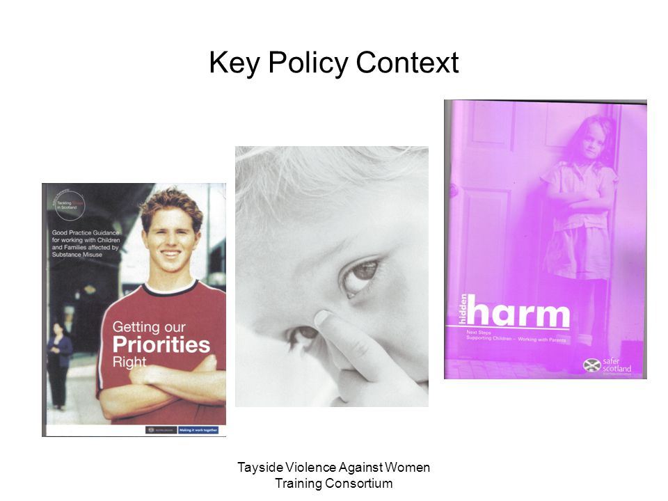 Key Policy Context