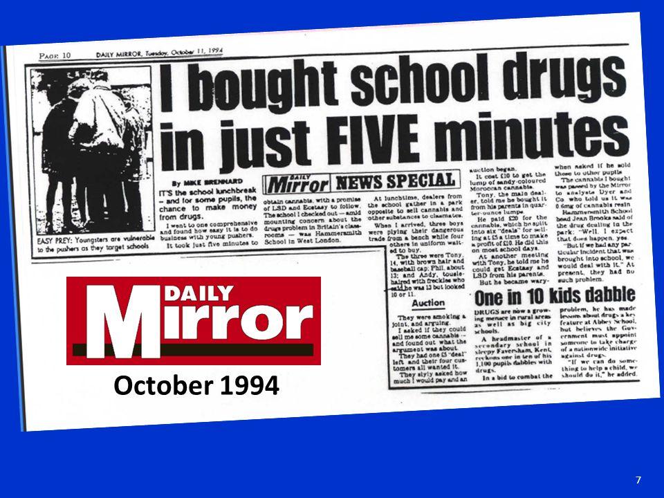 7 October 1994