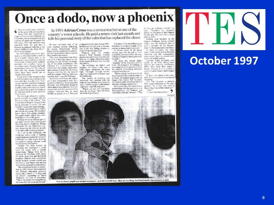 8 October 1997