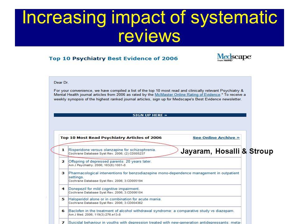 Jayaram, Hosalli & Stroup
