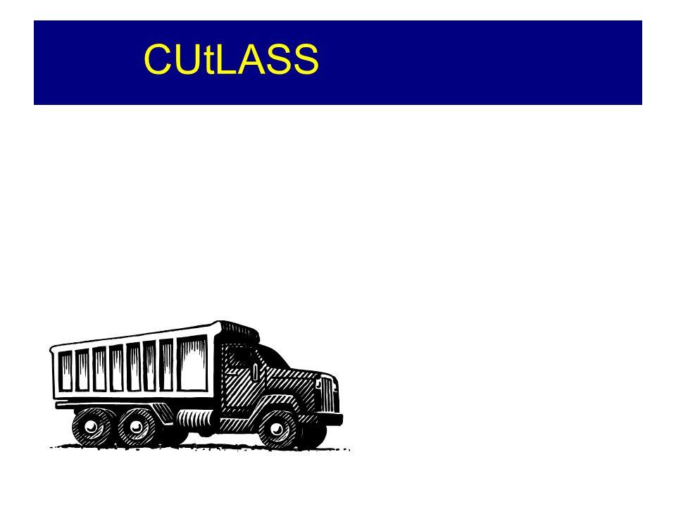 CUtLASS and CATIE