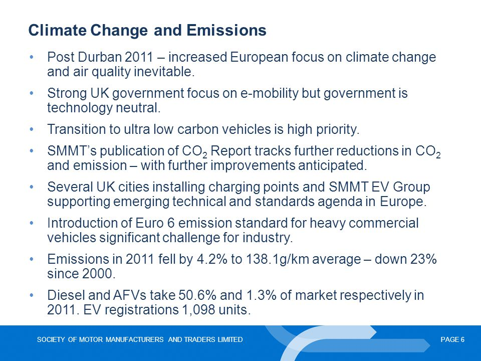 SOCIETY OF MOTOR MANUFACTURERS AND TRADERS LIMITEDPAGE 37 April 2012: AFV and EV registrations data Vehicle Category AprilYear-to-date 20122011% Change20122011% Change Total pure electric 92179-48.6430450-4.4 Plug-In Car Grant eligible 128174-26.448843811.4 Total petrol/electric hybrid 1,5191,693-10.38,8438,945-1.1 Alternatively fuelled vehicles 18911367.3700335109.0