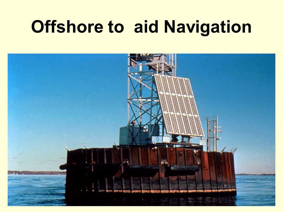 Offshore to aid Navigation