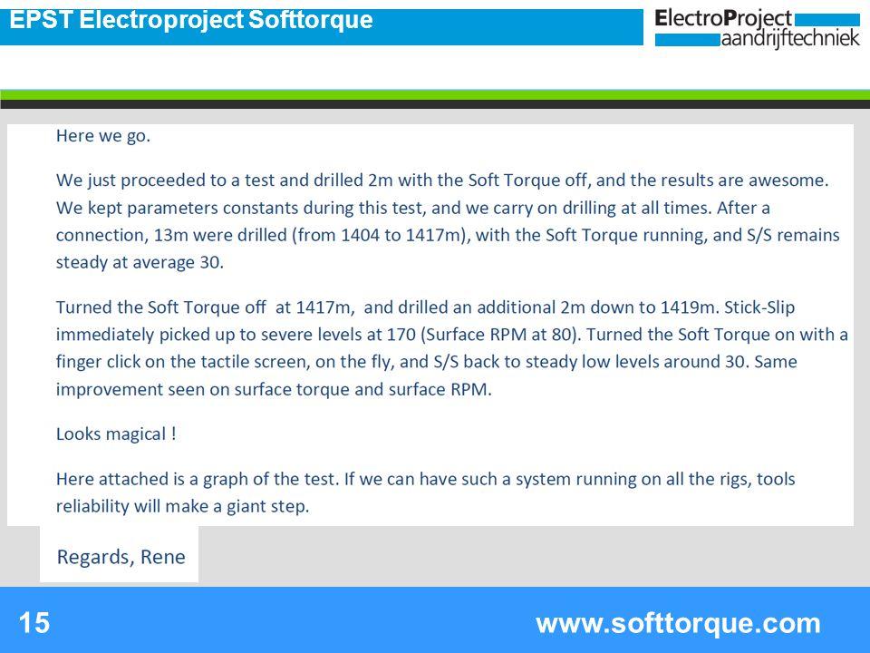 18 EPST Electroproject Softtorque www.softtorque.com15