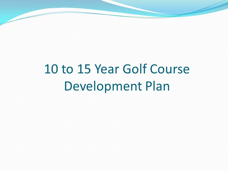 There are currently 3 greens that have been upgraded to/close to USGA specification (1st, 4th, 17th) and 2 greens of good enough quality to require no significant investment in the foreseeable future (13 th and 18 th ) leaving thirteen holes on which the Course, overall, would be enhance by the Greens being upgraded.