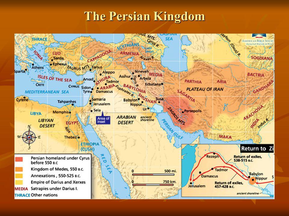 The Persian Kingdom
