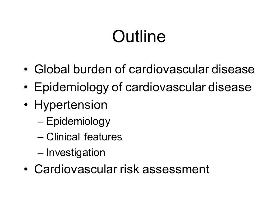 Target Organ Damage & Complications of Hypertension