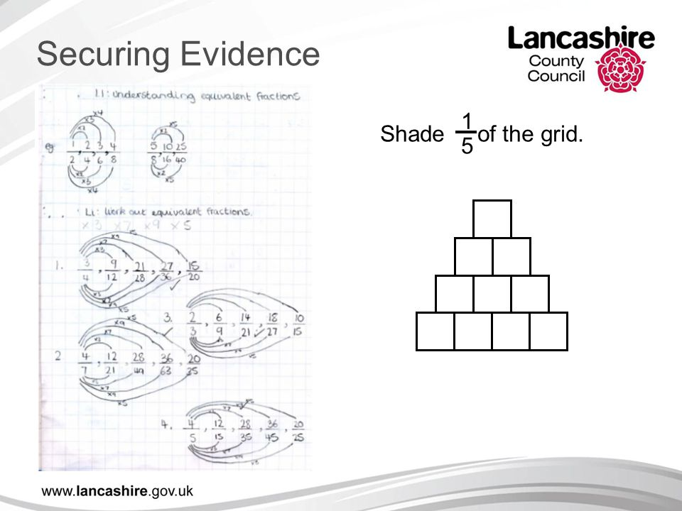 Shade of the grid. 1 5 Securing Evidence