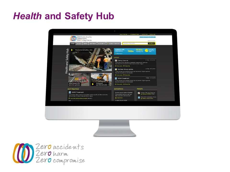 Health and Safety Hub