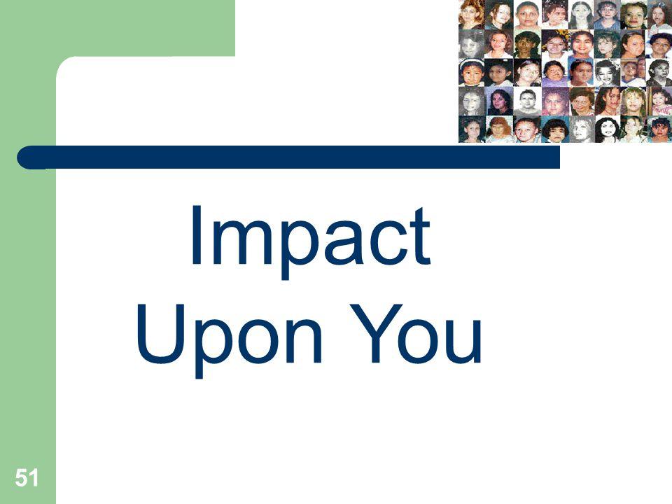 51 Impact Upon You