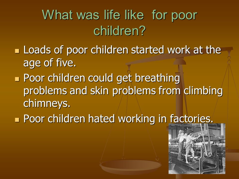Who helped to improve the life of Victorian children.
