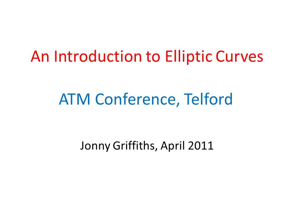 Google 'jonny griffiths msc' For more information