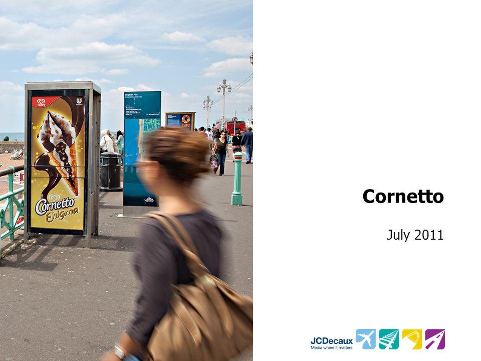 Cornetto July 2011