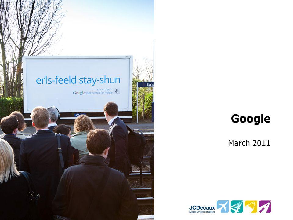 Google March 2011