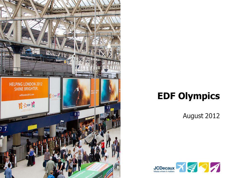 EDF Olympics August 2012