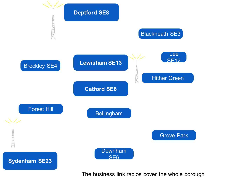 Lewisham SE13 Catford SE6 Deptford SE8 Blackheath SE3 Lee SE12 Brockley SE4 Sydenham SE23 Downham SE6 Grove Park Forest Hill Bellingham Hither Green T