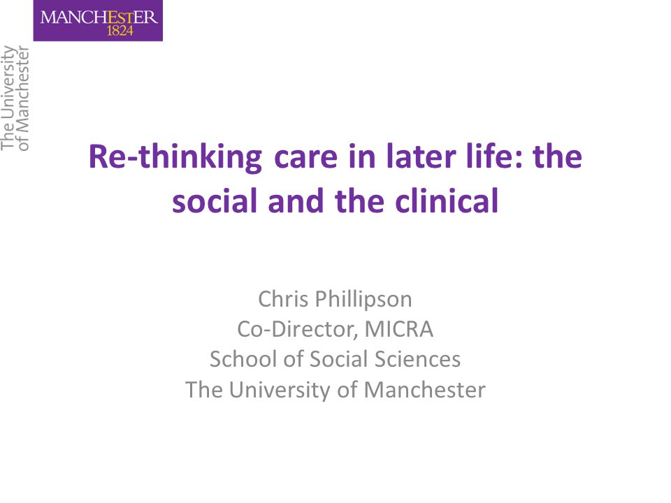 The problem 'The inter-dependent nature of health and social care means that the structural and budgetary split between them is not sustainable: health and social care must be funded jointly, so that professionals can work together more effectively and resources can be used more efficiently.