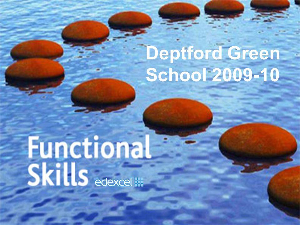 Deptford Green School 2009-10