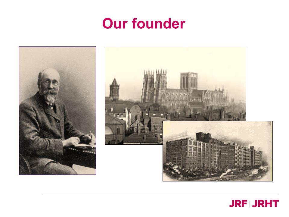 JRF s origins: The Village Trust