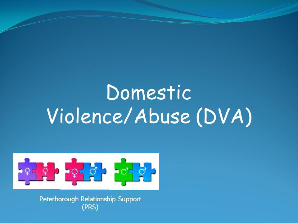 How does Society react to DVA.