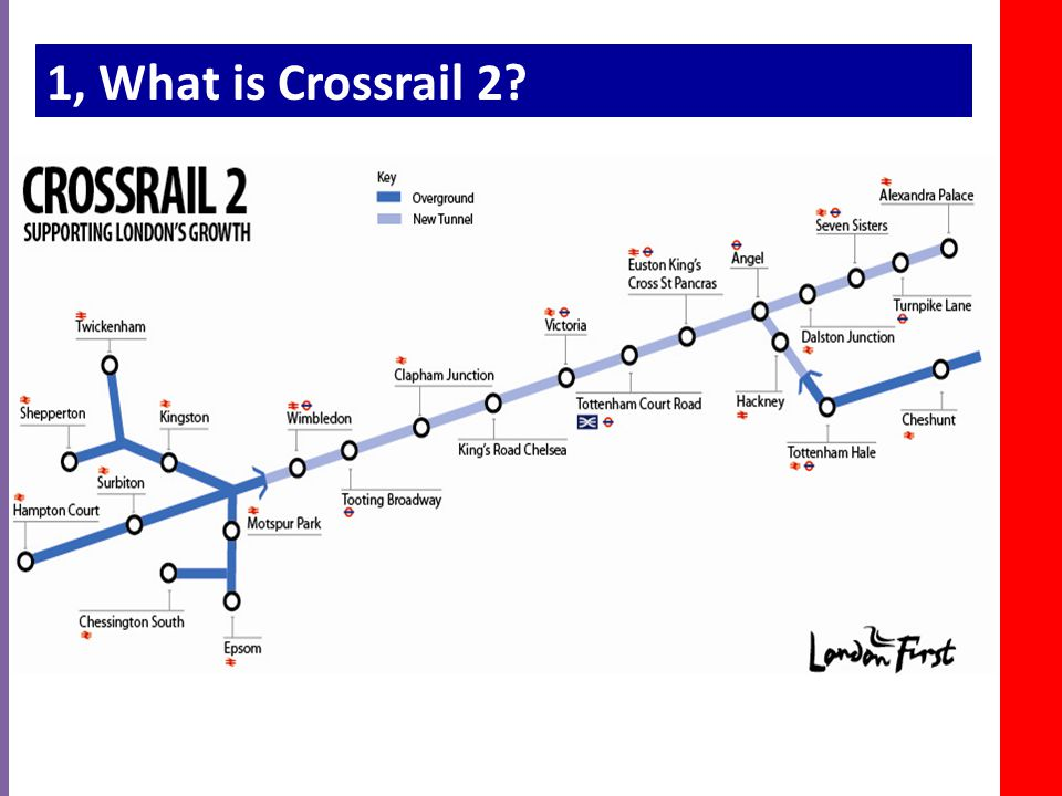 1, What is Crossrail 2