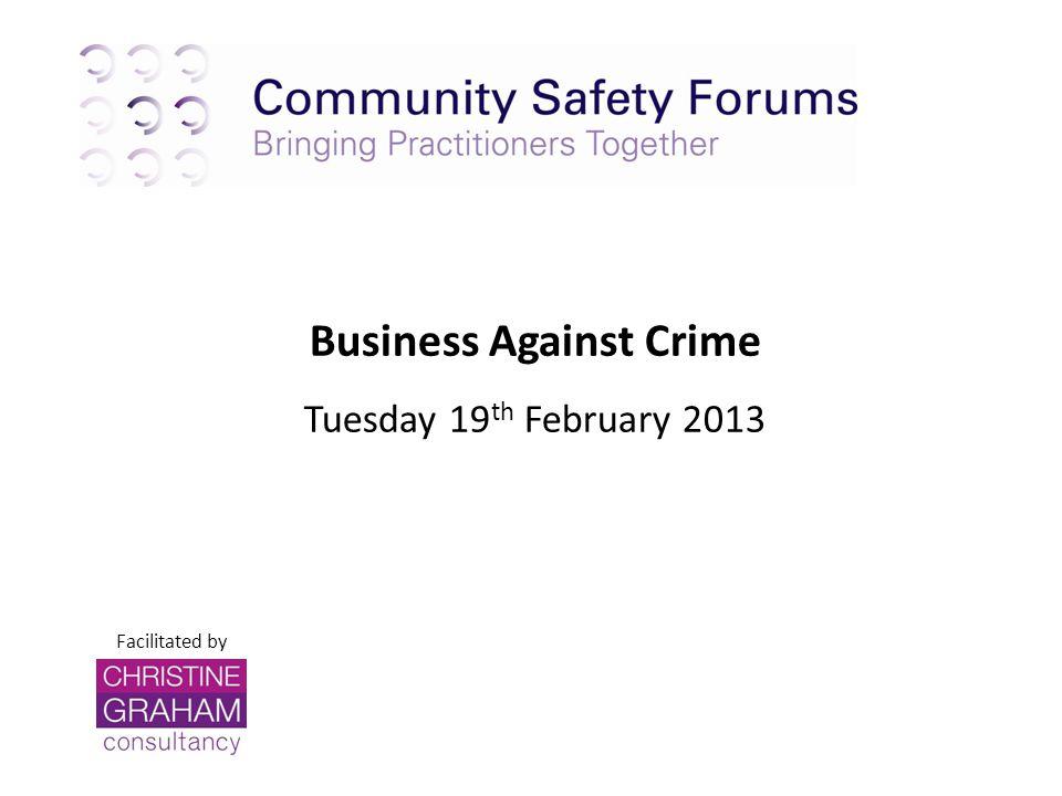 Safer Business Award