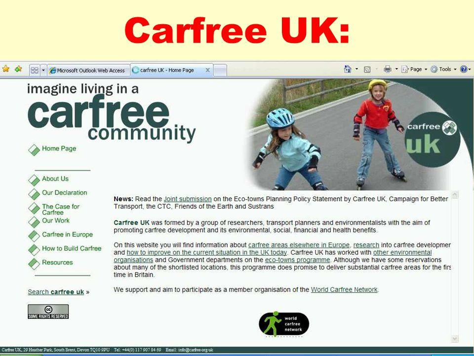 Carfree UK: