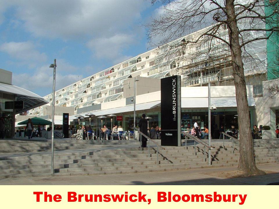 The Brunswick, Bloomsbury