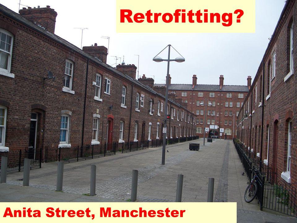 Anita Street, Manchester Retrofitting