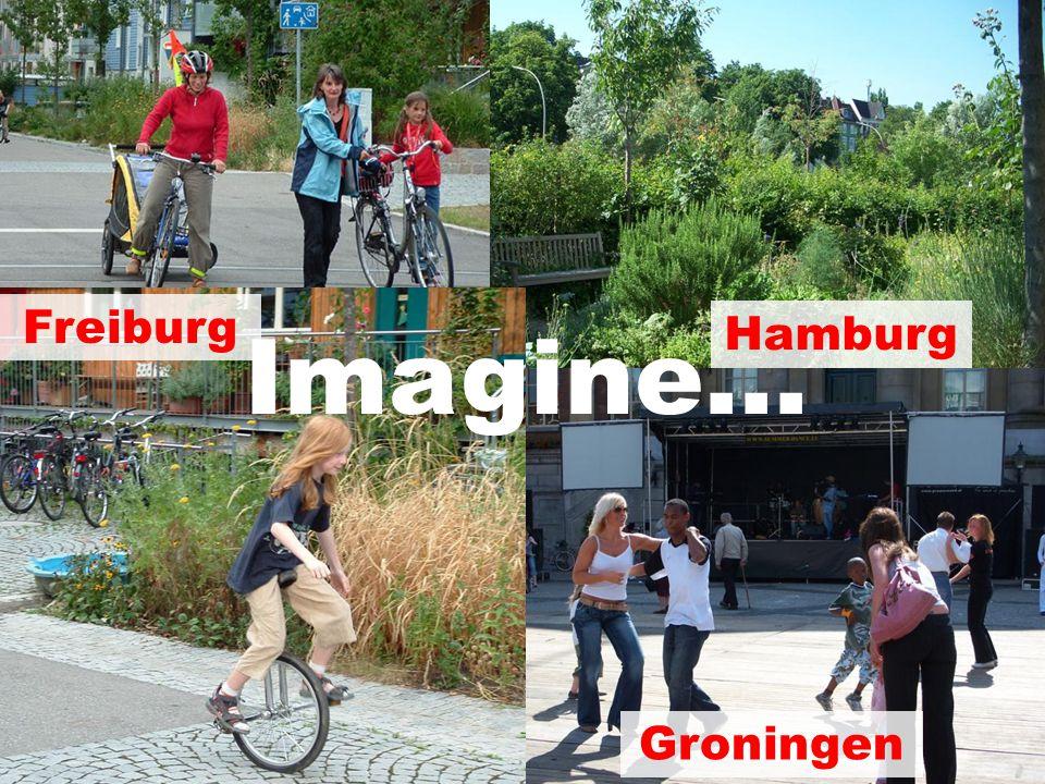 Imagine… Freiburg Groningen Hamburg