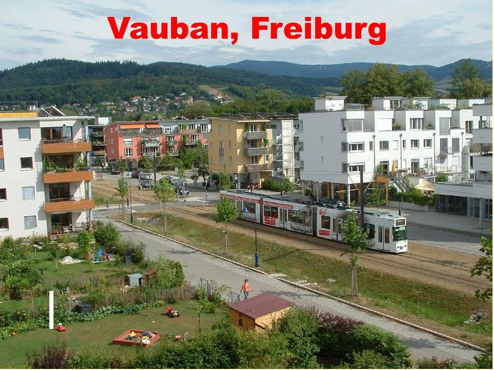 Vauban, Freiburg