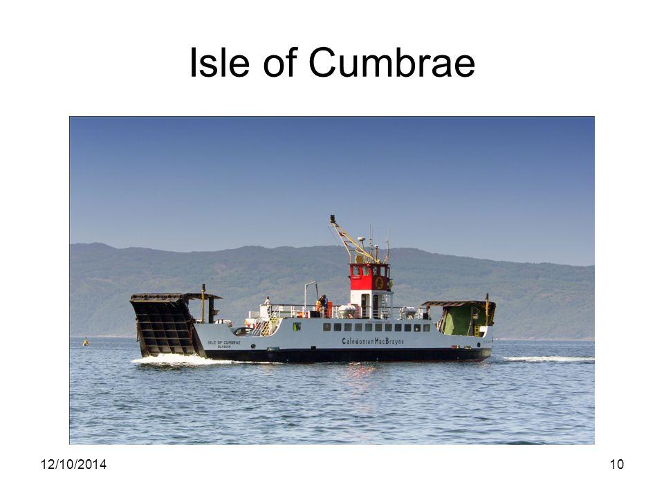Isle of Cumbrae 12/10/201410