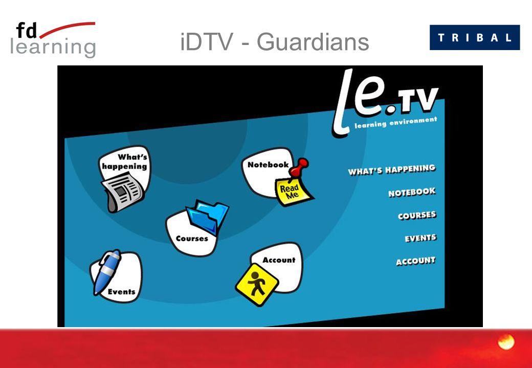 iDTV - Guardians