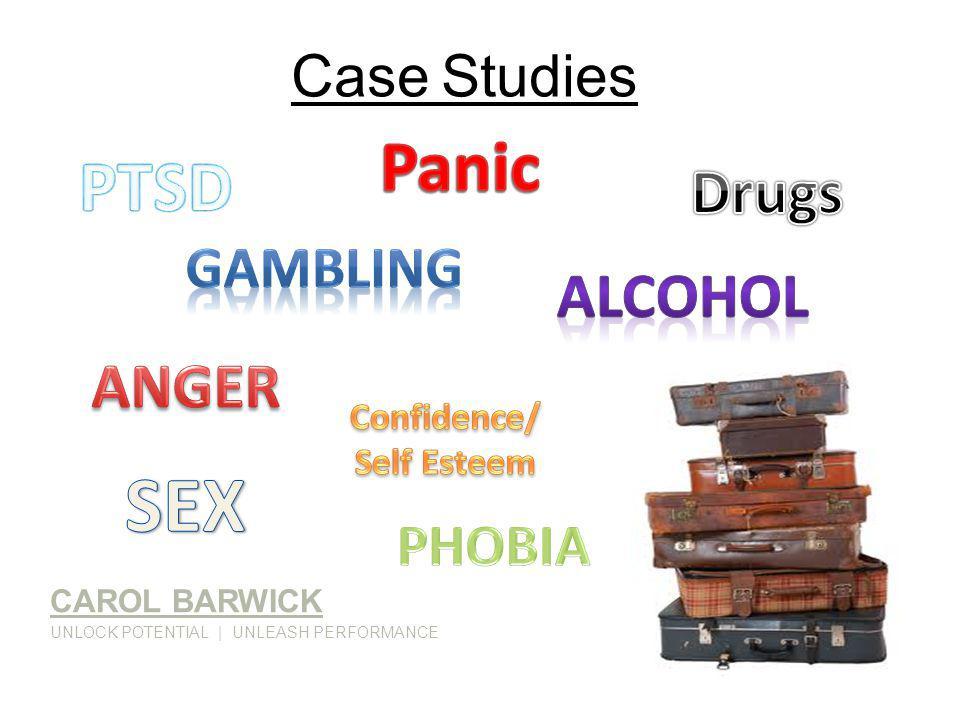 Case Studies CAROL BARWICK UNLOCK POTENTIAL | UNLEASH PERFORMANCE
